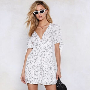 Polka Dot Nasty Gal Dress